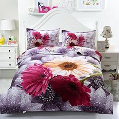 Quilt cover, amazing and novel. The item included 1 quilt cover, 1 bed sheet, 2 pillowcases, complete and cheaper. 1 X Quilt Cover(double bed). Quilt Cover: 200 X 230 cm / Bed Sheet: 230 X 230 cm /