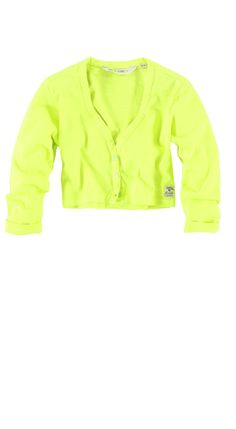 Vest Garcia C32556 KITTY GIRLS 65 Ultra lime