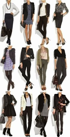 Work outfits i would love to try
