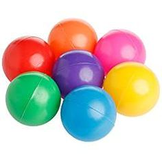 Diameter Colorful Simple Ball Soft Plastic Ocean Ball Baby Kid Toy Swim Pit Toy New. Cheap Toys, Best Kids Toys, Soft Plastic, Kids Swimming, Baby Games, Kids Sports, Outdoor Fun, Toddler Toys, Cool Toys