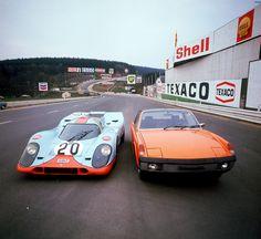 The Porsche 917 | . . .