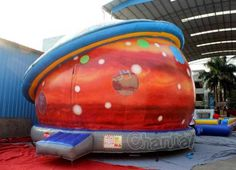 Space And Astronomy planet inflatable bounce house, for kids who love space and astronomy. - Commercial planet bouncy moonwalk for sale, great rental inflatable for school, planetarium and science camp activities. Bouncy House, Bouncy Castle, Inflatable Bounce House, Online College Degrees, Space And Astronomy, Online Programs, Camping Activities, Panel Art, 1 Piece