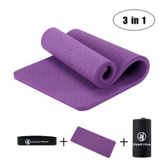 Pair Round Workout Foam Pad for Yoga Eliminate Knee Elbow Protector Cushion pick