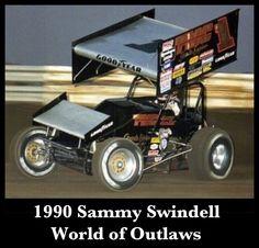 1990 Sammy Swindell TMC - Gary Edwards photo