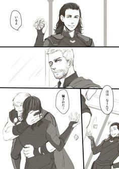 Hug PART 1 #Thorki