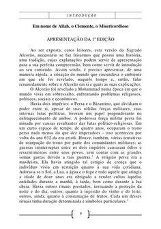 """Os Significados dos Versículos do Alcorão Sagrado 1ª SURATA """"AL-FÁTIHA"""" (A ABERTURA)  -  22ª SURATA """"AL HAJJ"""" (A PEREGRINAÇÃO)"""