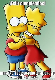 Lisa and Bart by meli-lulu on DeviantArt