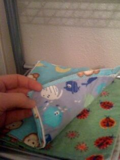Step by Step Instructions to Make Your Own Fabric Cloth Baby Wipes
