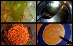 Polévka z červené čočky Grains, Rice, Food, Hoods, Meals, Seeds, Laughter, Jim Rice, Brass