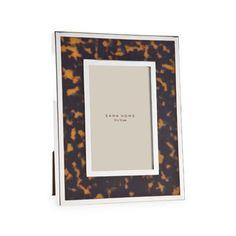 Constantia Frame - Frames & Mirrors - Living Room - Zara Home Zara Home Frames, Decorative Accessories, Home Accessories, Shell Frame, Living Room Mirrors, Tortoise Shell, Furniture Decor, Decor Styles, Picture Frames