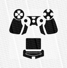 Playstation Controller Gaming Ideas Svg Files For