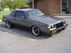 Sinister Grand National/T Type Buick Grand National Gnx, Gta, Donk Cars, Buick Cars, Gm Car, Automobile, Buick Regal, Old School Cars, American Muscle Cars