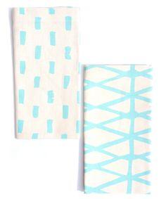 LEIF linen napkins