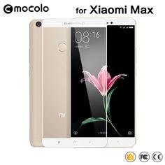 "MOCOLO For Xiaomi Mi Max M Max Tempered Glass Screen Protector Safety Protective Film on Mi Max M Max MMax (6.44""inch)"