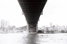 Under the Sydney harbour bridge  #film #filmphotography #filmisnotdead #blackandwhite #bw #35mm #olympus  #Om10 #slr #filmcamera #olympusom10 #35mmfilm  #bridge #sydney #sydneyharbour #portjackson #harbour #sydneyharbourbridge #visitnsw by films.not.dead http://ift.tt/1NRMbNv