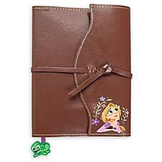 Little adventurers have so much to see and explore. They will love recording their daring deeds and discoveries in this replica of Rapunzel's Journal inspired by <i>Tangled: The Series</i>