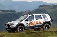 Mudster - modifications Dacia Duster