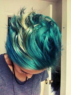 Ocean hair? Nailed it.