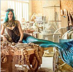 mermaid love in our Haute Hippie