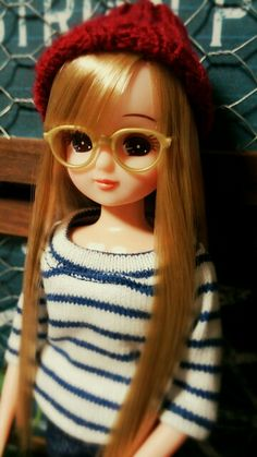 GLASSES #8 LICCA CASTLE JAPAN LICCA /& JENNY Doll Accessories