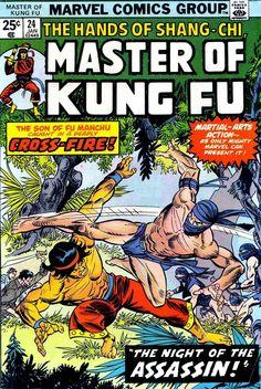 Master of Kung Fu 24 - Gil Kane