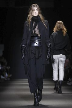 Instagram - Ann Demeulemeester @ Paris Womenswear A/W 2015 - SHOWstudio - The Home of Fashion Film