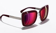 Chanel - Campanha óculos de sol verão 2017 - ÁS OITO EM PONTO