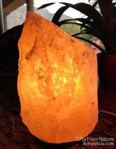 Beautiful Himalayan Salt Lamp