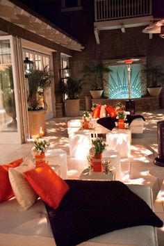 Wedding theme: Zen wedding inspiration on the inside and out