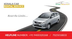 Kerala Car Rentals  We, at Tour Cart, are proud to be a prominent player in the hospitality field. We take great pleasure in introducing our selves as a professionally managed service provider as Kerala car rentals, to a wide range of customers - individual, corporate and tourists. Perfection is a reality in Tour Cart. Tour Cart was started by a single car rental, and today we have achieved a phenomenal success in providing more than 25 plus vehicles.
