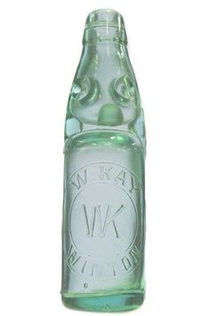 Codd - 13oz. Dobson patent - 'W. Kay, Winton' - initials t/m - very clean with a small nibble to… / MAD on Collections - Browse and find over 10,000 categories of collectables from around the world - antiques, stamps, coins, memorabilia, art, bottles, jewellery, furniture, medals, toys and more at madoncollections.com. Free to view - Free to Register - Visit today. #Bottles #CoddMarble #MADonCollections #MADonC Carafe, Stoneware, Initials, Mason Jars, Bottles, Mad, Coins, Stamps, Auction