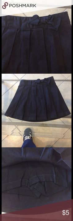 Size 4T Place skort good condition Size 4T Place skort good condition Children's Place Bottoms Skorts