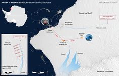 British Antarctic Survey said for safety reasons it will close its Halley VI Research Stat...