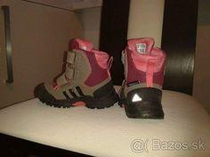Adidas zimné topánky č. 23 - 1