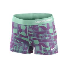 Nike Pro Shorts Women | Nike Nike Pro - Core Graphic Compression Women's Shorts Reviews ...