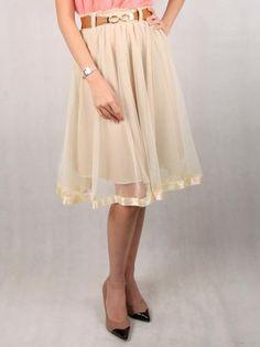 Alexa Fairy Tulle Skirt