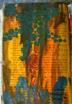 Art Journal Journey - Deep in the Forest