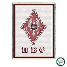 Pi Beta Phi Sorority Stadium Blanket this would be perfect for football games... or everything!