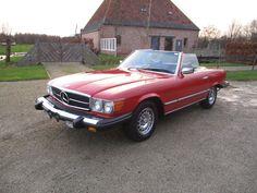 Mercedes Benz - 450 sl roadster - 1979 - Catawiki