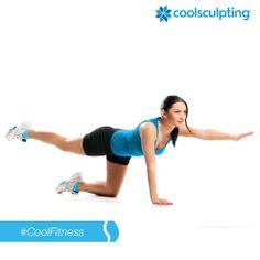 #CoolSculpting #estiramientos #CoolFitness #Fitness #ejercicio #Slim