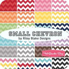 Small Chevron by Riley Blake Designs