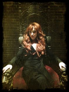 Came across this little treasure this morn in my #bts pics @RuthieConnell #rowena #fiercewoman #SPN