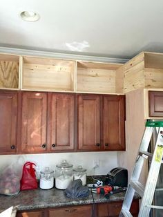 How To Update Kitchen Cabinet Doors On A Dime! | Cook in Me ...