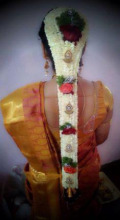 www.sameepam.com   #indian #bridal #hairstyles