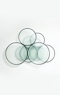 Reinoud Oudshoorn | Iron and Frosted Glass, 2010