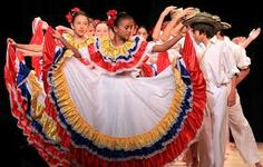 colombian cultures are native amerindian and hispanic.