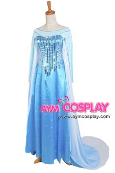 disney frozen costume ebay | Home Cosplay Costumes Cosplay Wigs Cosplay Shoes Cosplay props Contact ...