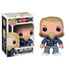 Funko POP! Television - Vinyl Figure - Sons of Anarchy - JAX TELLER