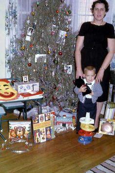 Vintage Christmas-1961...