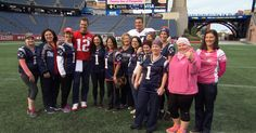 """There were several surprises in store for the twelve breast cancer survivors who attended the """"Patriots Day of Pampering"""" on Thursday. See how the ladies spent their day at Gillette on this edition of Toyota's Patriots Today."""